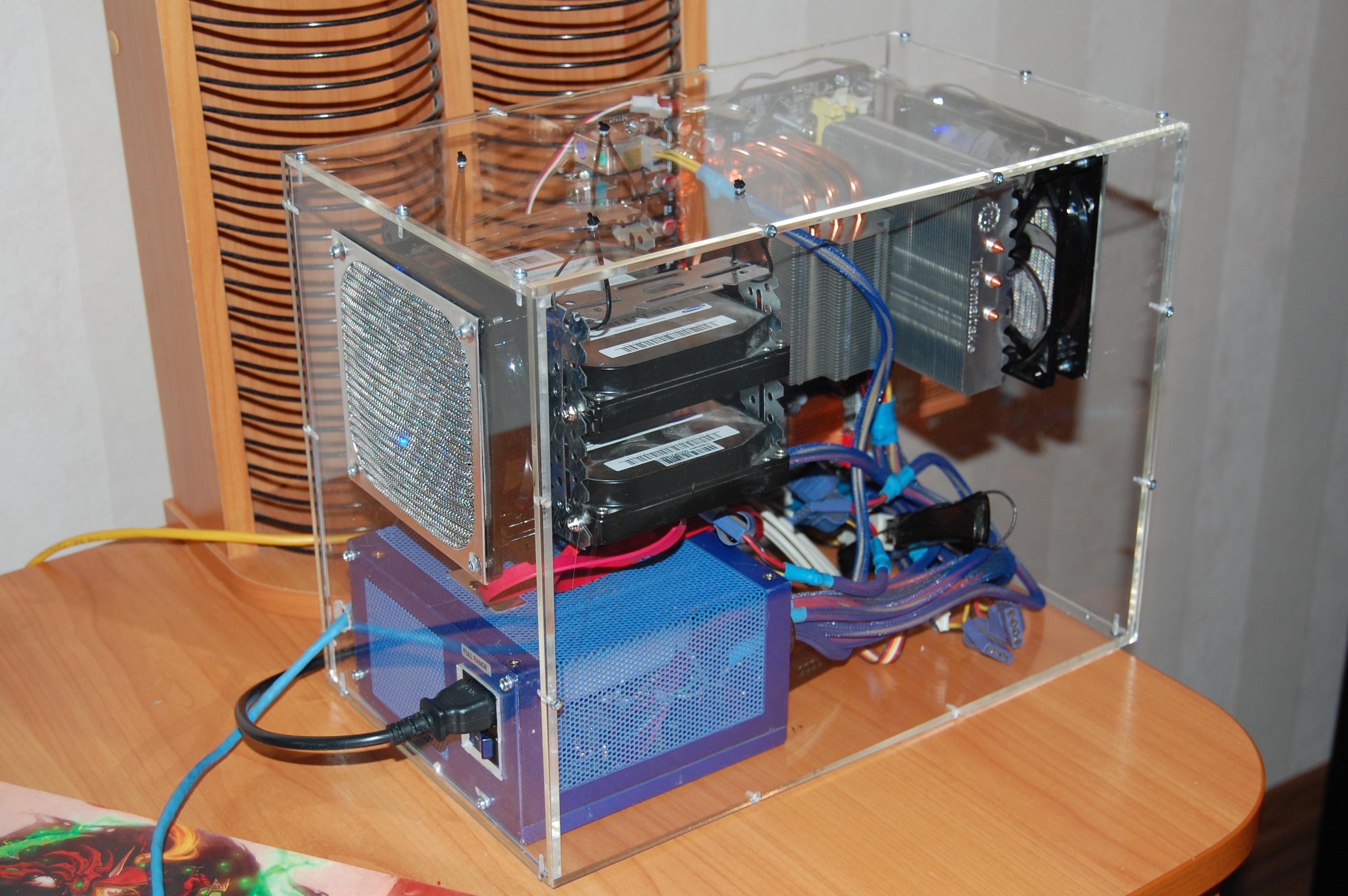Из 1 компьютера Два 9